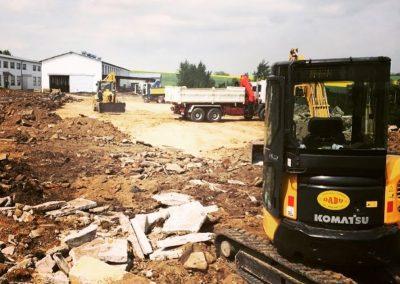 dabu.sk-firma na buracie prace pri stavbe domu