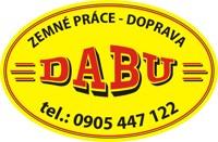 Dabu.sk - zemné a výkopové práce, predaj skuží, vozový park